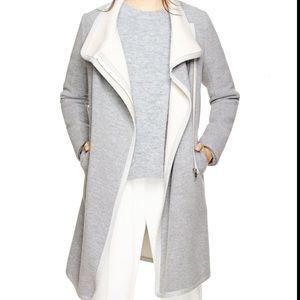 BABATON grey CORMAC coat